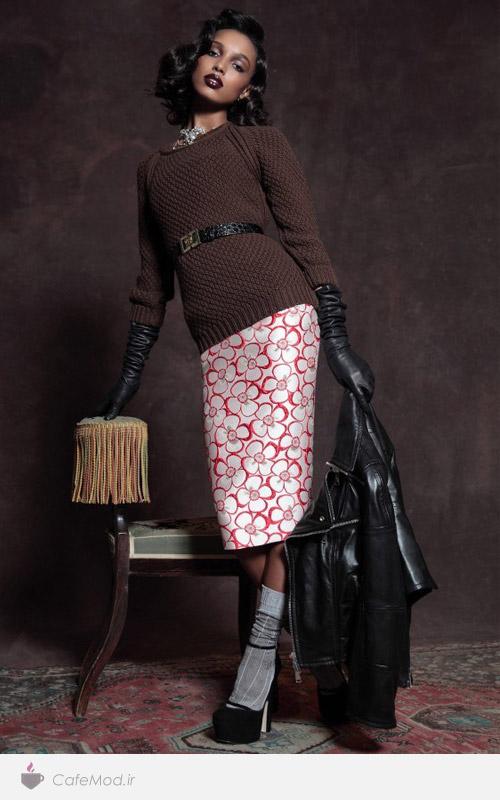 مدل لباس زنانه پاییزی