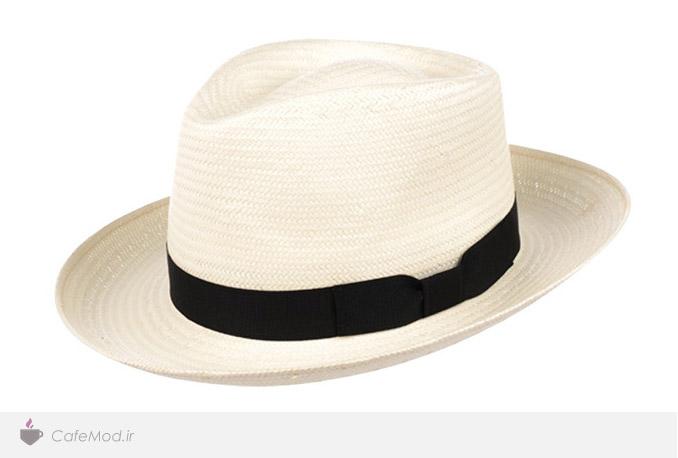 مدل کلاه حصیری