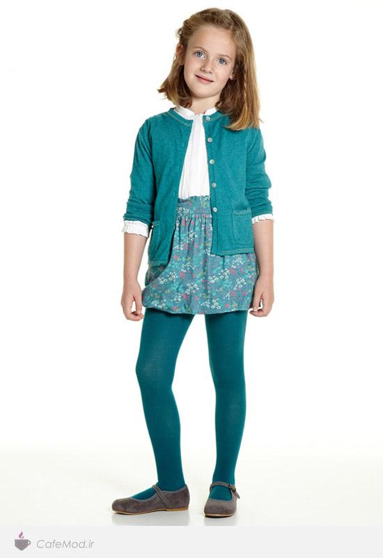 مدل لباس بچگانه زمستانی