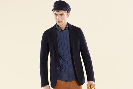 مدل لباس پاییزه مردانه Gucci 22