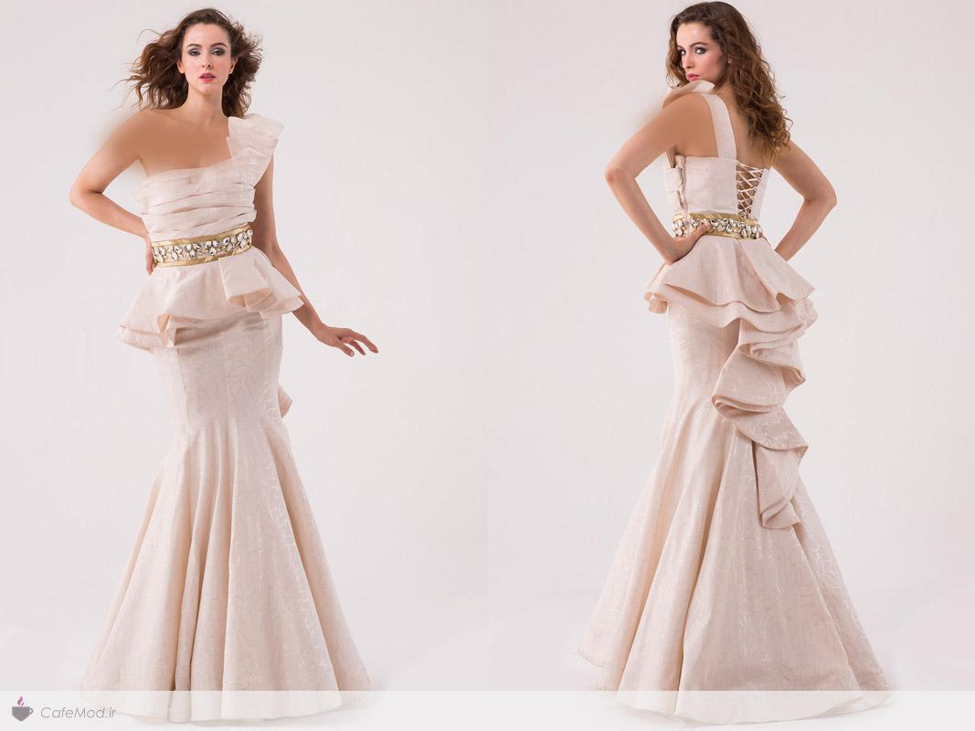 لباس زنانه یقه شل