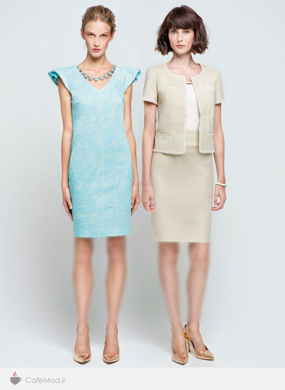 لباس زنانه بهاره Burvin