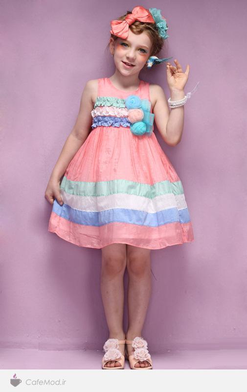 سری دوم لباس دخترانه ی Bonnybilly