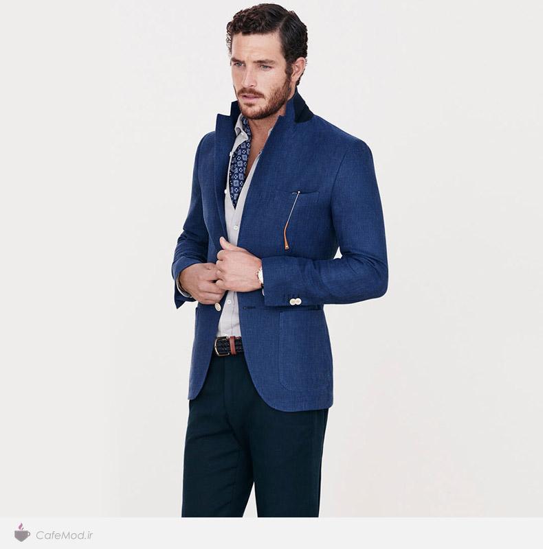 لباس مردانه کتان