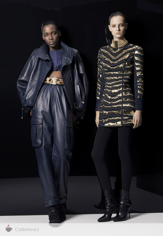 سری سوم مدل لباس Balmain
