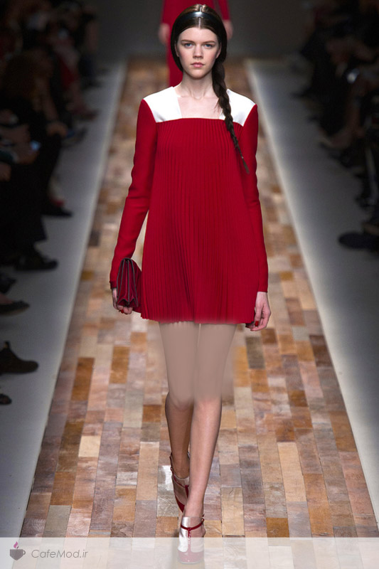 مدل لباس سری دوم VALENTINO