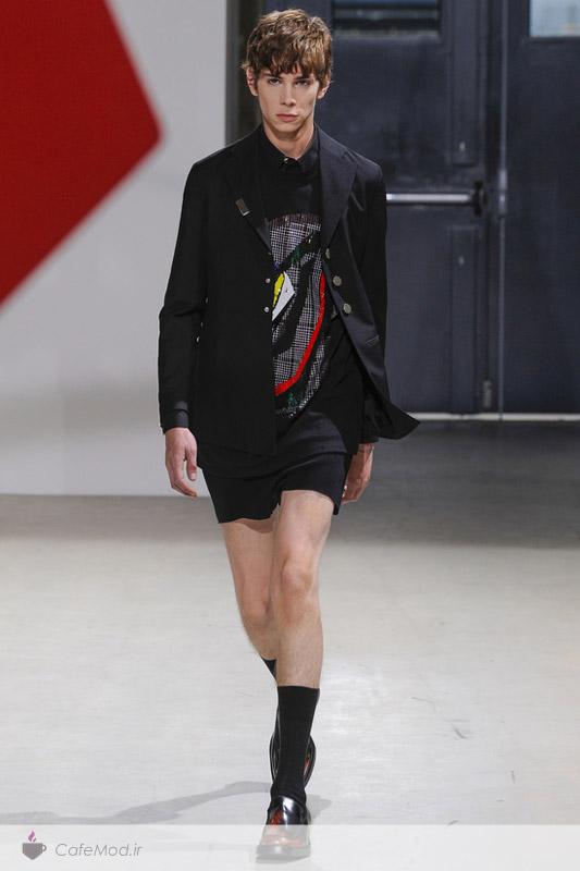 سری دوم مدل لباس Raf Simons
