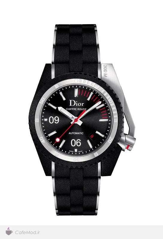 مدل ساعت مردانه غواصی، برند: Dior Horlogerie، قیمت:  €3,800