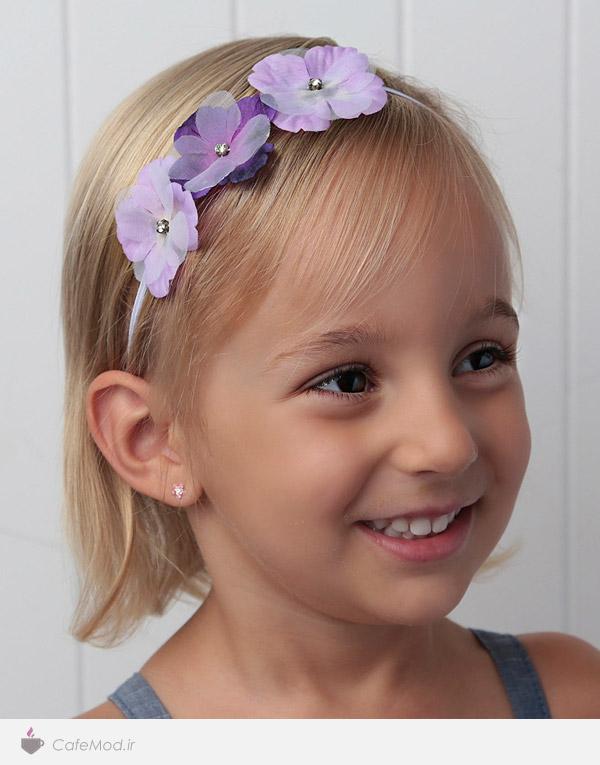 مدل تل سر دخترانه