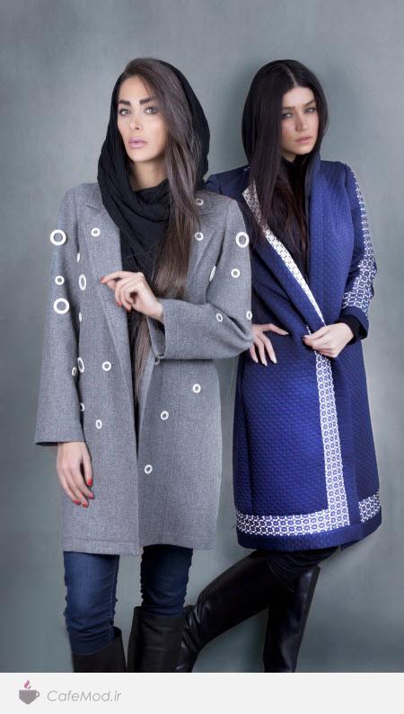 مدل مانتو و روسری