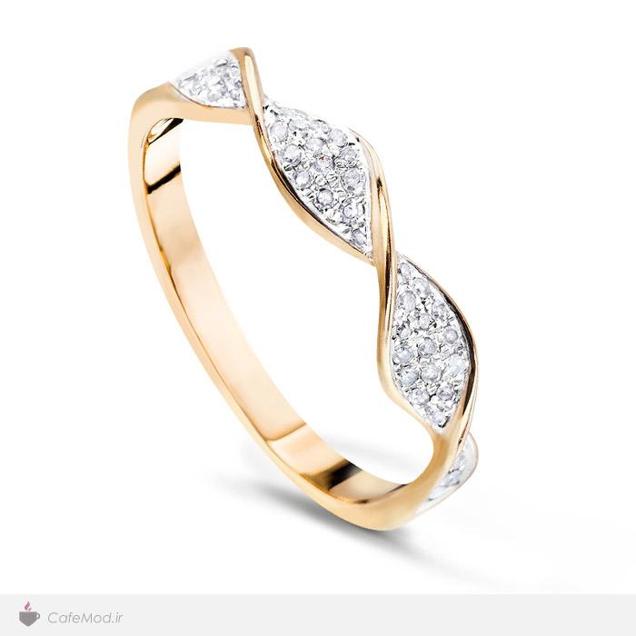 مدل انگشتر حلقه و نشان