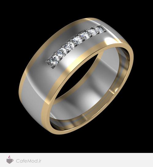 مدل حلقه عروسی