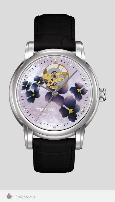 مدل ساعت مچی Tissot