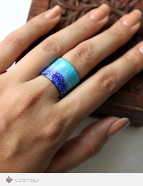 مدل انگشتر دست ساز
