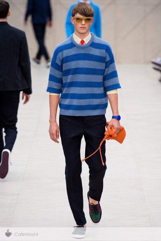 سری اول لباس مردانه BURBERRY