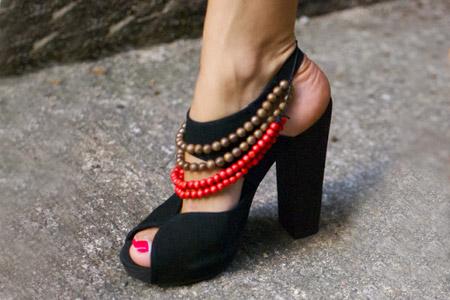 كفش هاي مهره دار  2