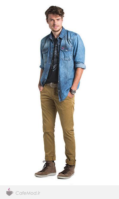 سري اول مدل لباس مردانه Mr Kitsch