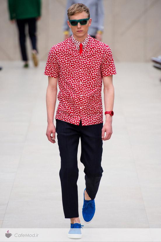 سری دوم لباس مردانه BURBERRY