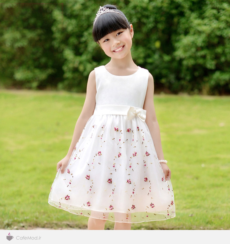 مدل لباس دخترانه Kaqicoco