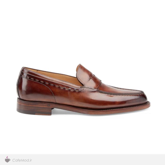 مدل کفش مردانه Fendi