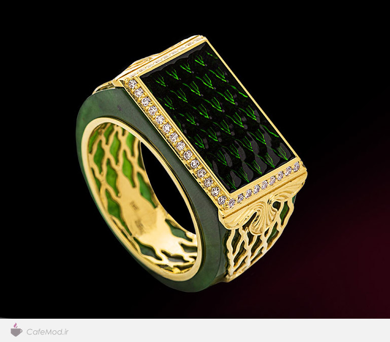 مدل جواهرات Museum