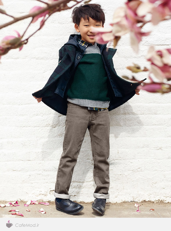 مدل لباس بچه گانه Il Gufo