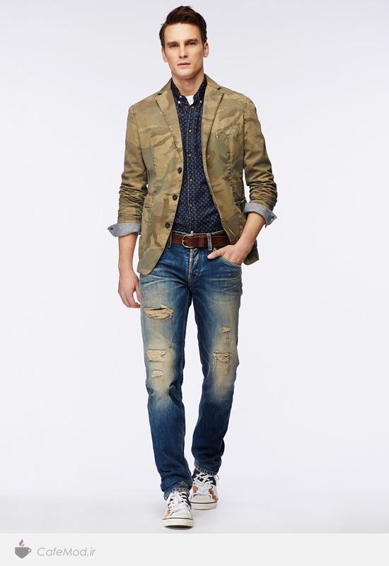 لباس مردانه Pepe Jeans