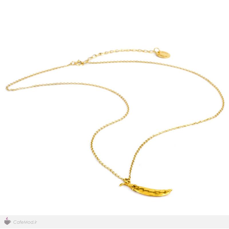 مدل گردنبند طلا Alexmonroe