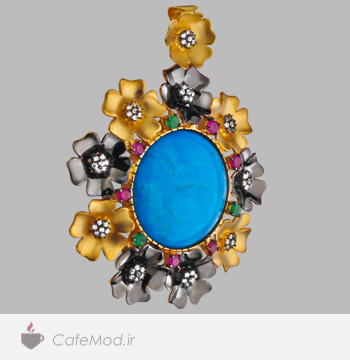 مدل مدال جواهر