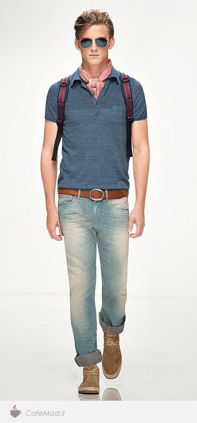 مدل لباس مردانه Hugo Boss