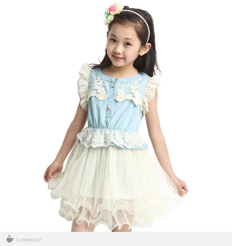 مدل لباس دخترانه JiJikuzai