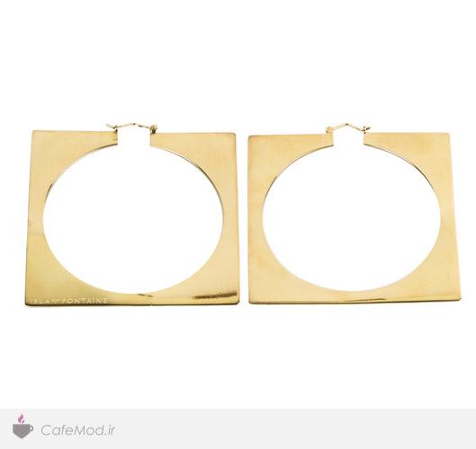 مدل گوشواره، برند: Isla Fontaine، قیمت: €575