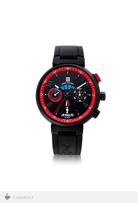 مدل ساعت مردانه غواصی، برند: Louis Vuitton Horlogerie، قیمت: €7,350
