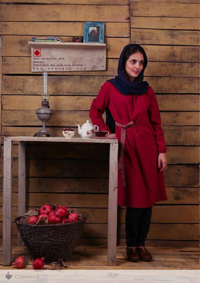 مدل مانتو ایرانی، قیمت مانتو : 87000 تومان ،کفش: 98000 تومان