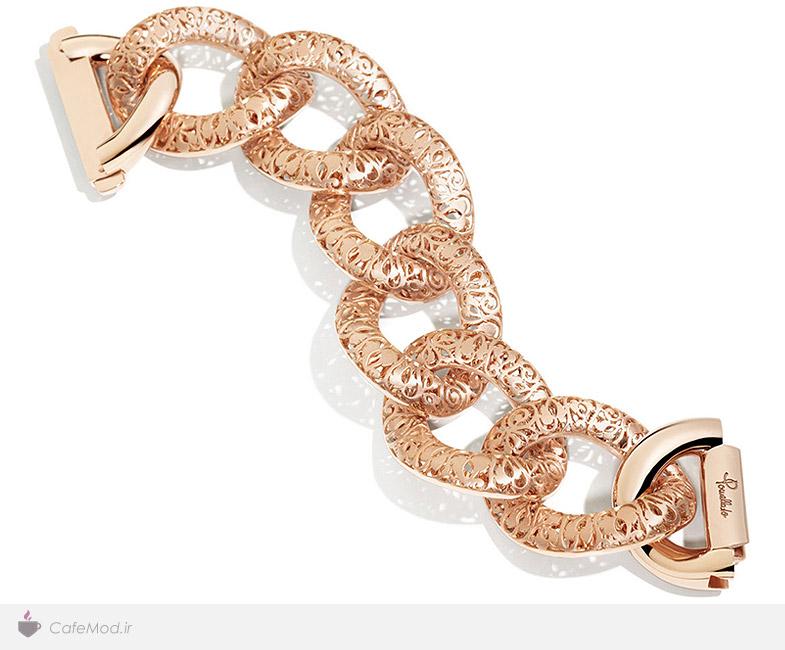 مدل دستبند طلا
