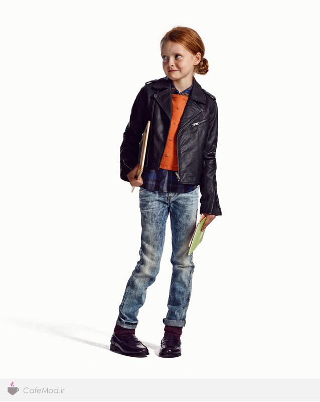 مدل لباس بچگانه Tommy Hilfiger