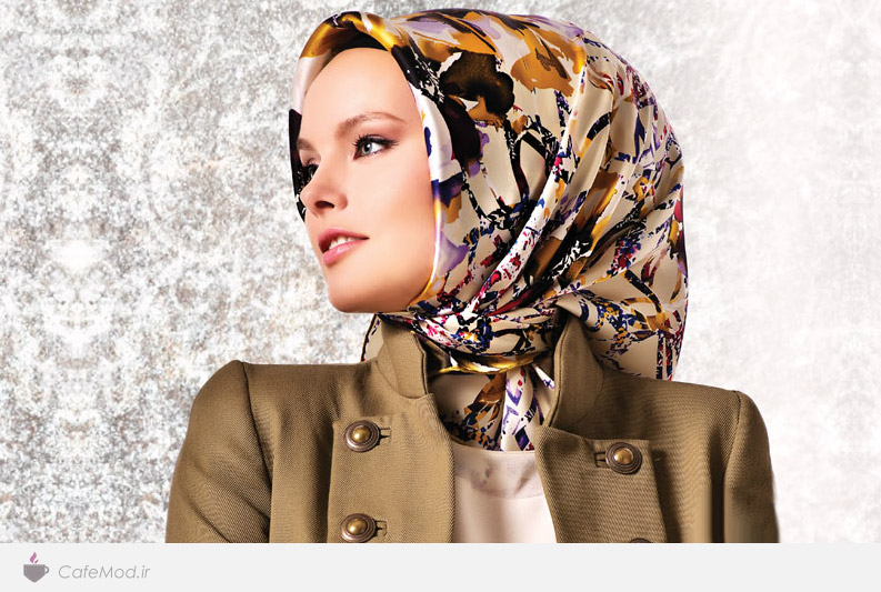 مدل روسری 93