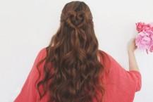 آموزش تصویری بستن مو