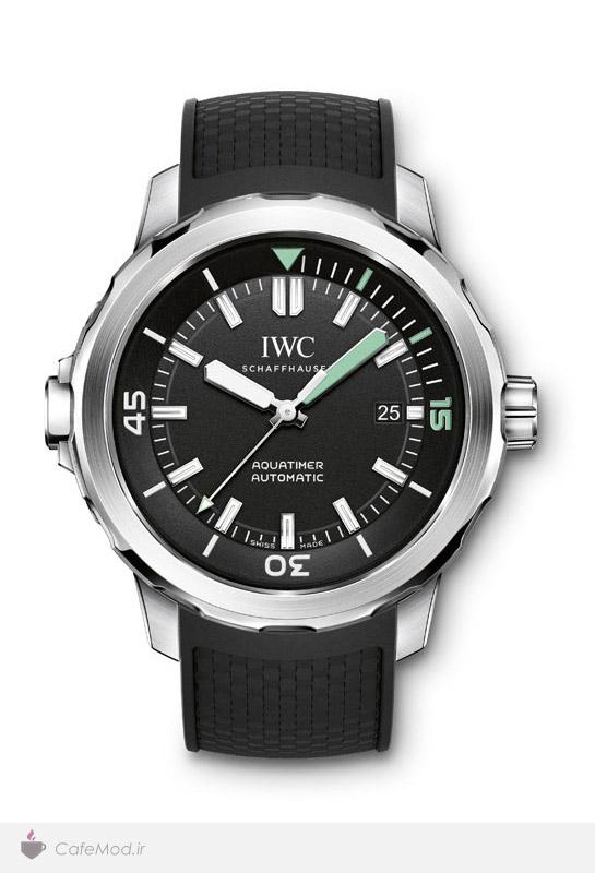 مدل ساعت مردانه غواصی، برند: IWC