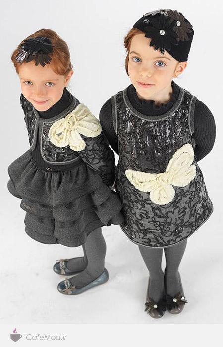مدل لباس دخترانه I Pinco Pallino