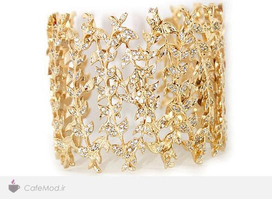 مدل دستبند ، مارک : Joanna Laura Constantine ، قیمت : €295