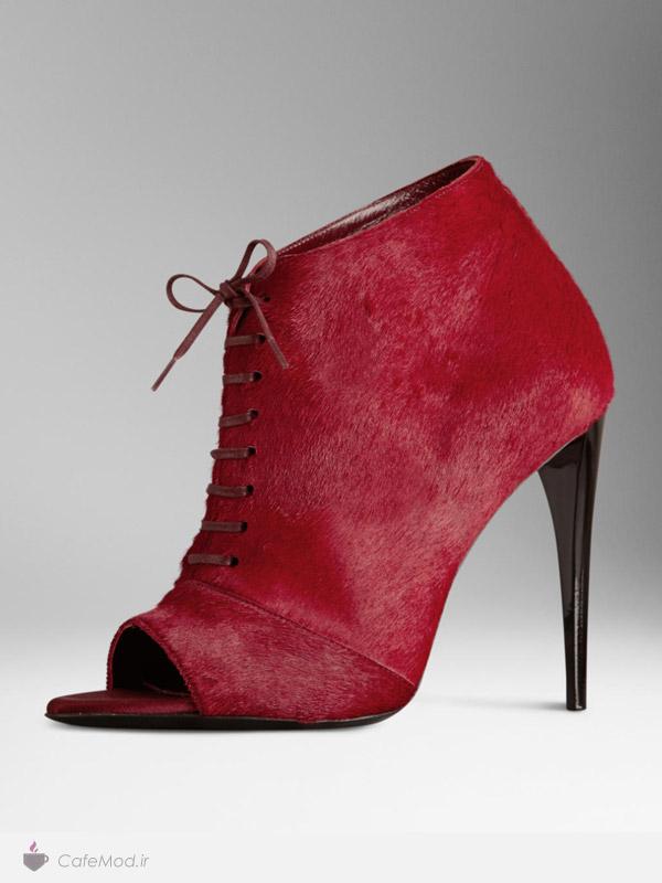 مدل کفش زنانه Burberry