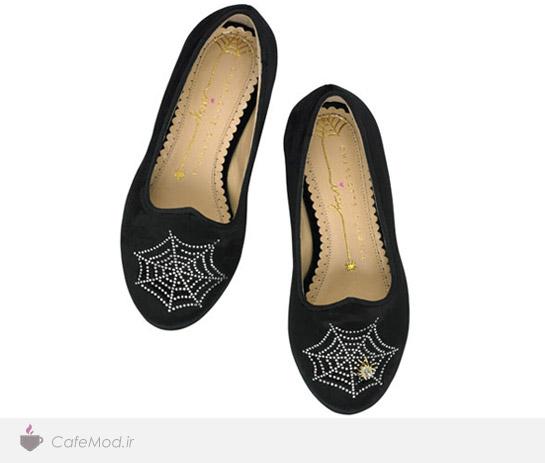 کفش دخترانه charlotte olympia