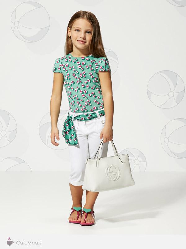 لباس دخترانه Gucci