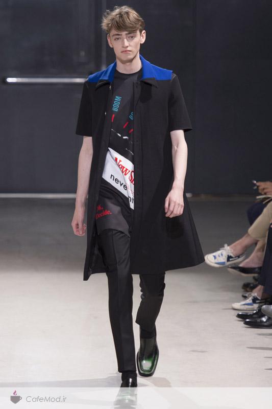 سری اول مدل لباس Raf Simons