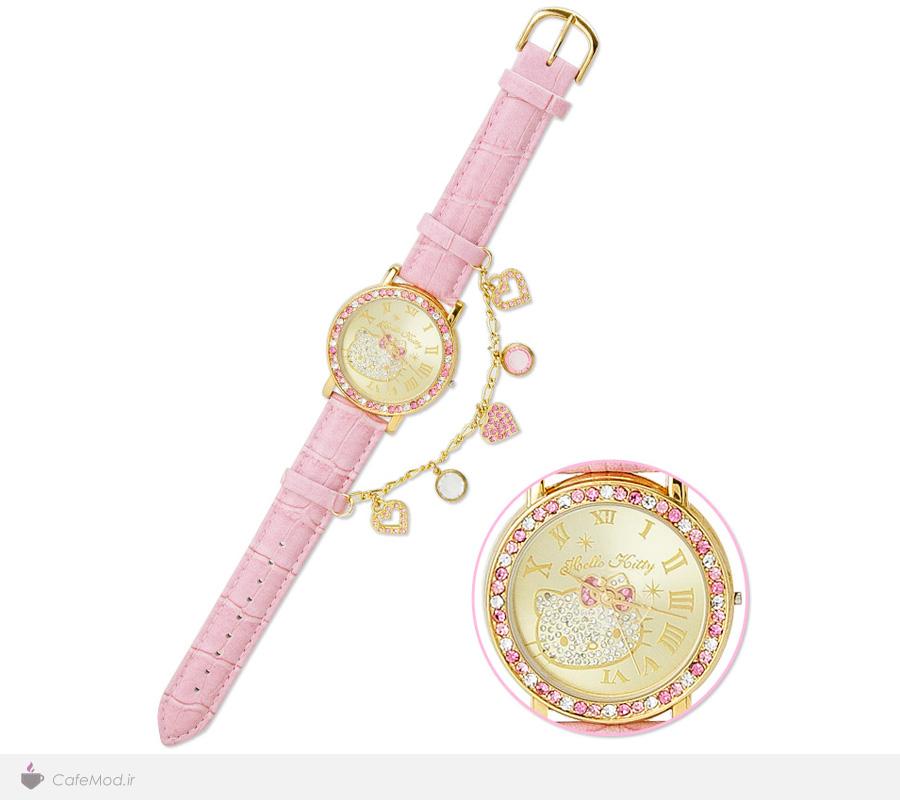 مدل ساعت دخترانه