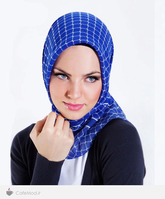 مدل روسری
