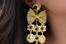 مدل گوشواره Dolce & Gabbana