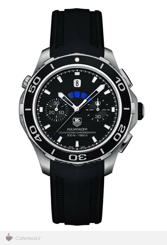 مدل ساعت مردانه غواصی، برند: Tag Heuer، قیمت: €4000
