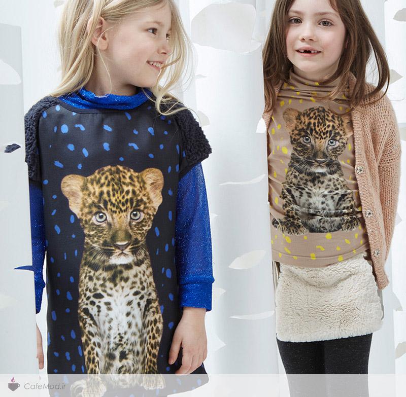 مدل لباس بچگانه Annekurris